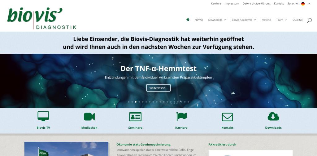 Biovis Diagnostik MVZ GmbH